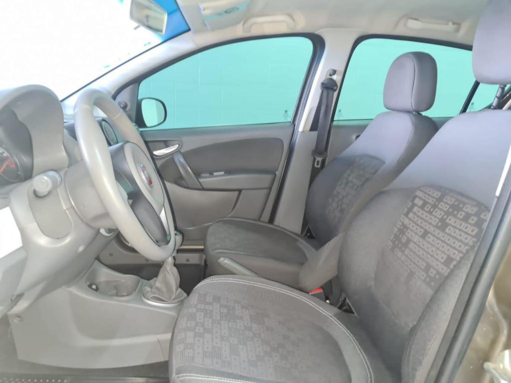 Imagem do veículo Fiat Palio Attractive 1.4 8v 2015