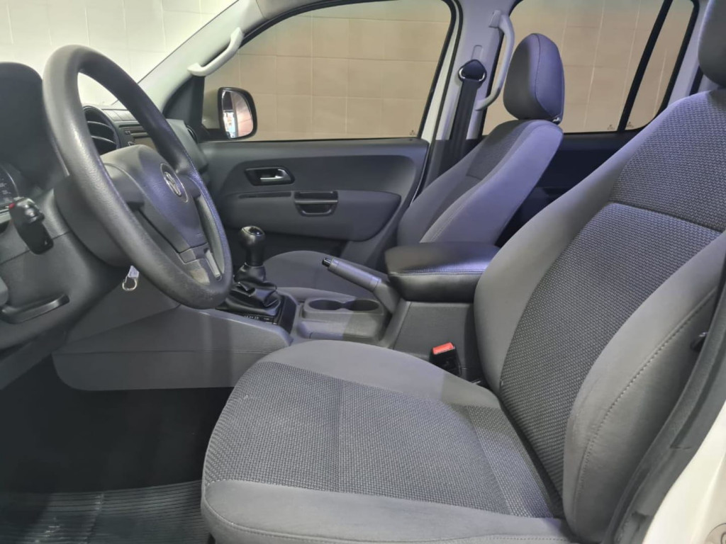 Imagem do veículo Volkswagen Amarok Cd 4x4 Trend