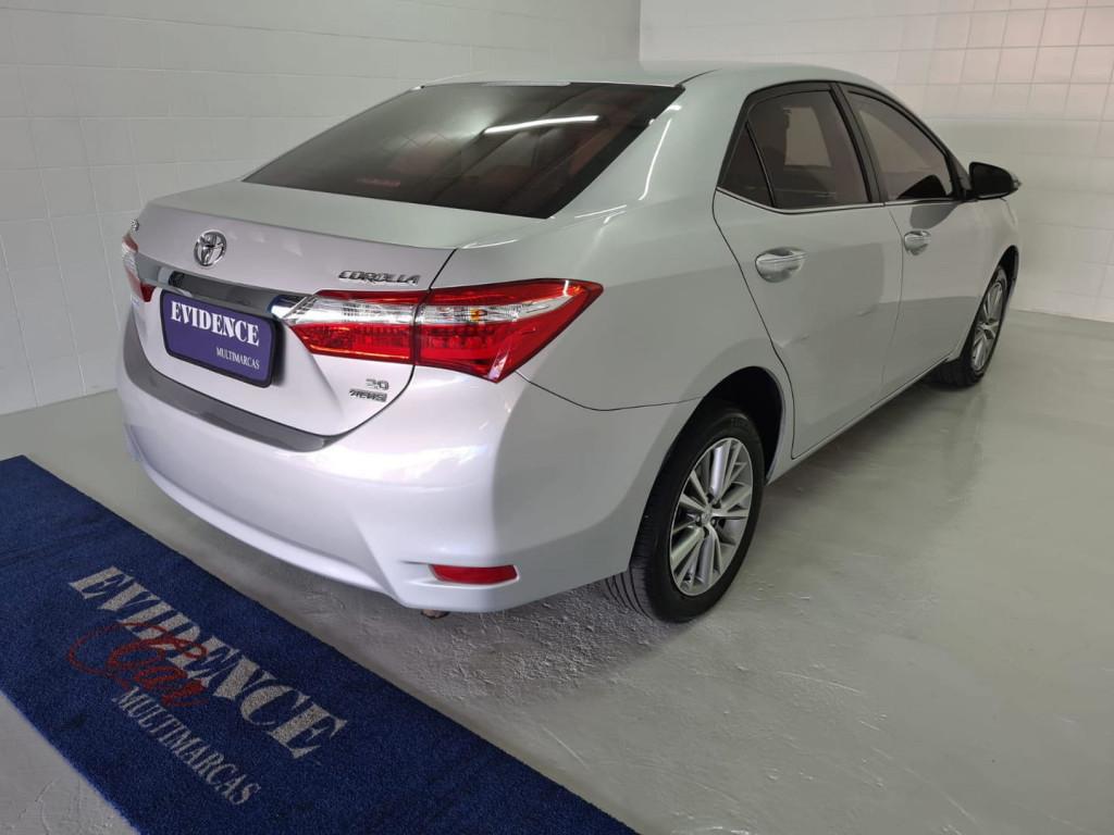 Imagem do veículo Toyota Corolla Altis Automatico Flex
