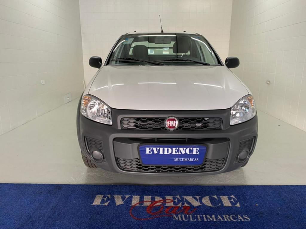 Imagem do veículo Fiat Strada Hd Wk Ce E