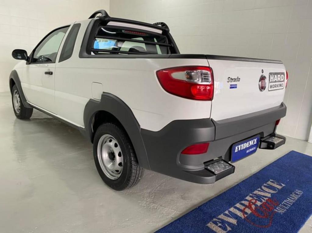 Imagem do veículo Fiat Strada 1.4 Mpi Hard Working Ce 8v Flex 2p Manual