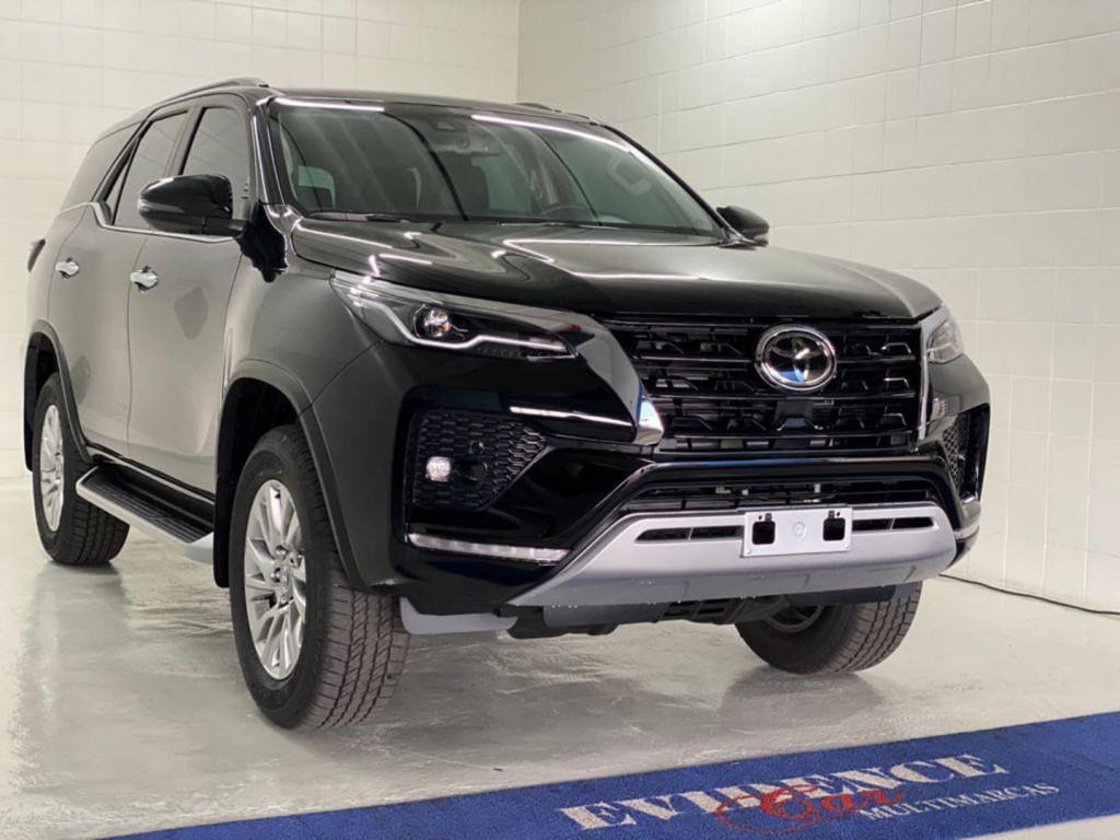 Toyota Sw4 Dsl 4x4 Srx At 7s Diesel 2021