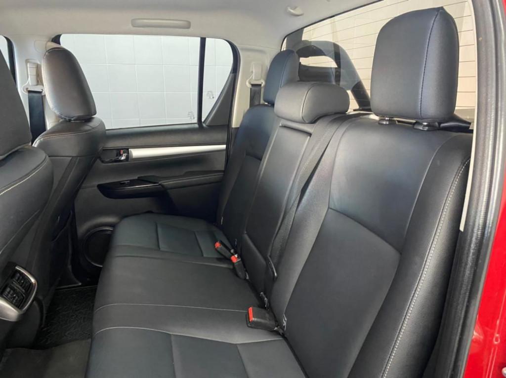 Imagem do veículo Toyota Hilux Cdsrxa4fd 2017