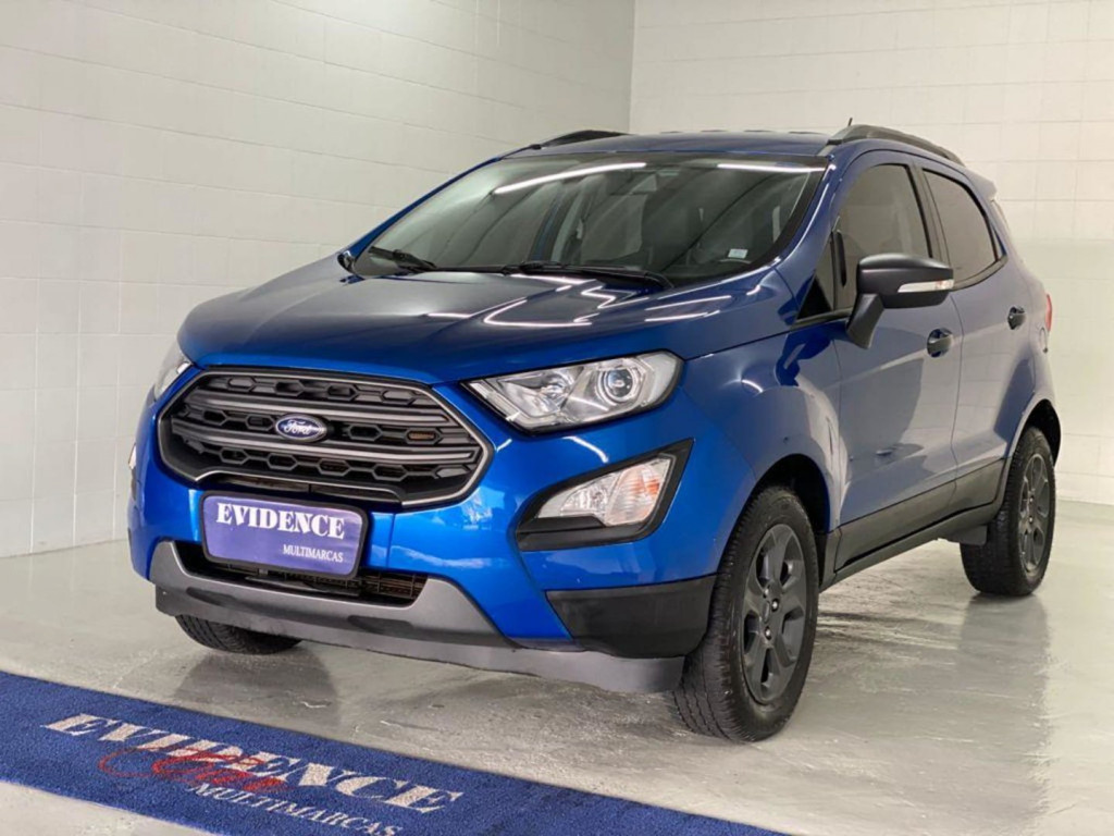Ford Ecosport Freestile At 1.5 2018