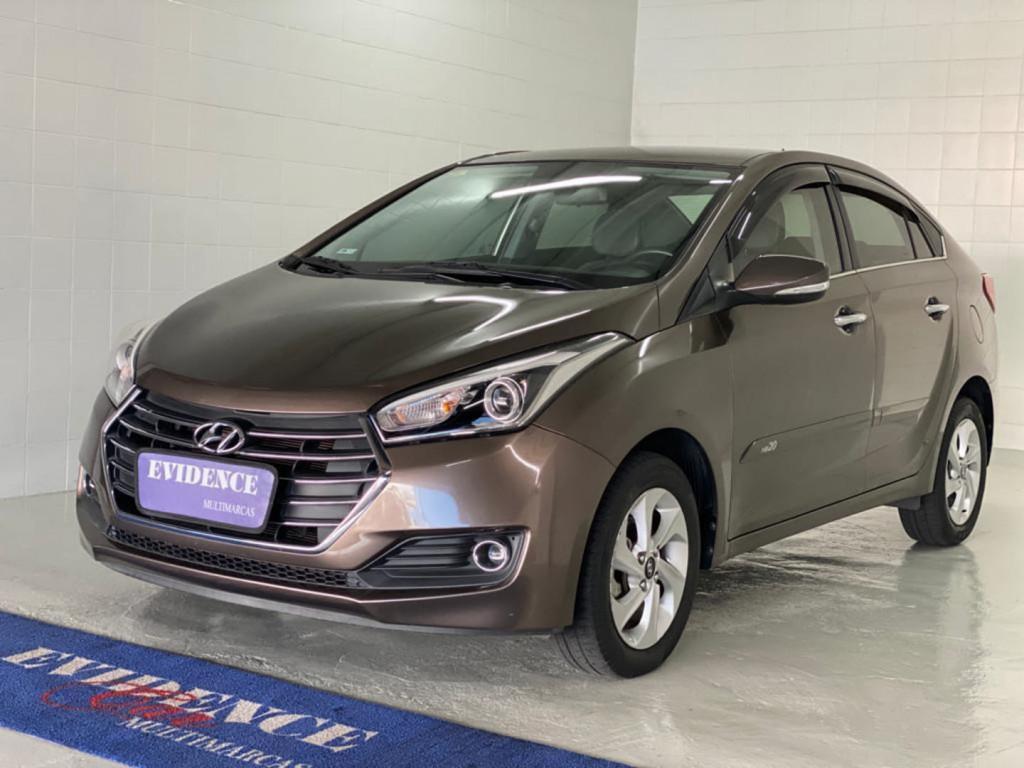 Hyundai Hb20s 1.6a Prem 2017