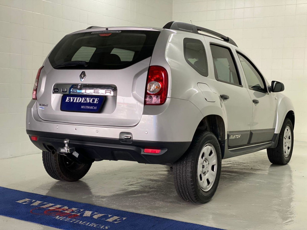 Imagem do veículo Renault Duster 1.6 E 4x2 2013