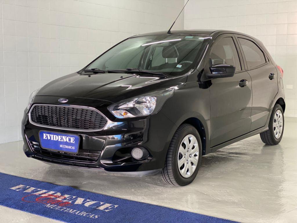 Imagem do veículo Ford Ka Se 1.5 Ha B 2018