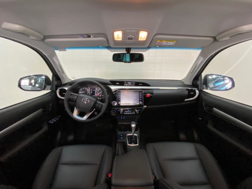 Imagem do veículo Toyota Hilux Cd Dsl 4x4 Srv 2.8 2021