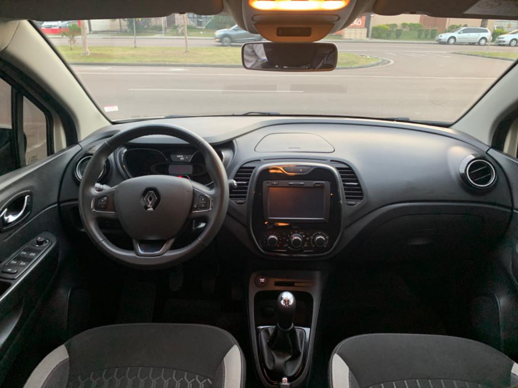 Imagem do veículo Renault Captur Zen 1.6 16v 5p Mec