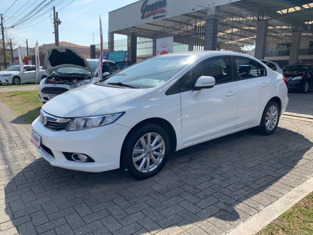 Imagem do veículo Honda Civic Lxr 2.0 16v Flex Aut.