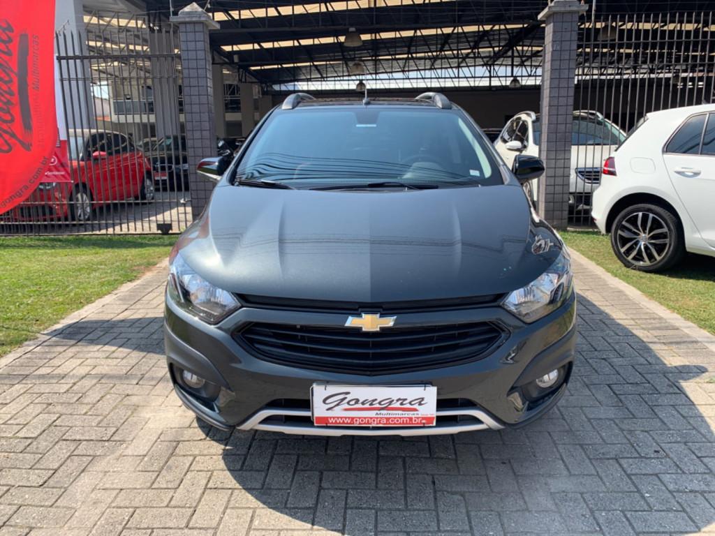 Chevrolet Onix Hatch Activ 1.4 8v Flex 5p Aut