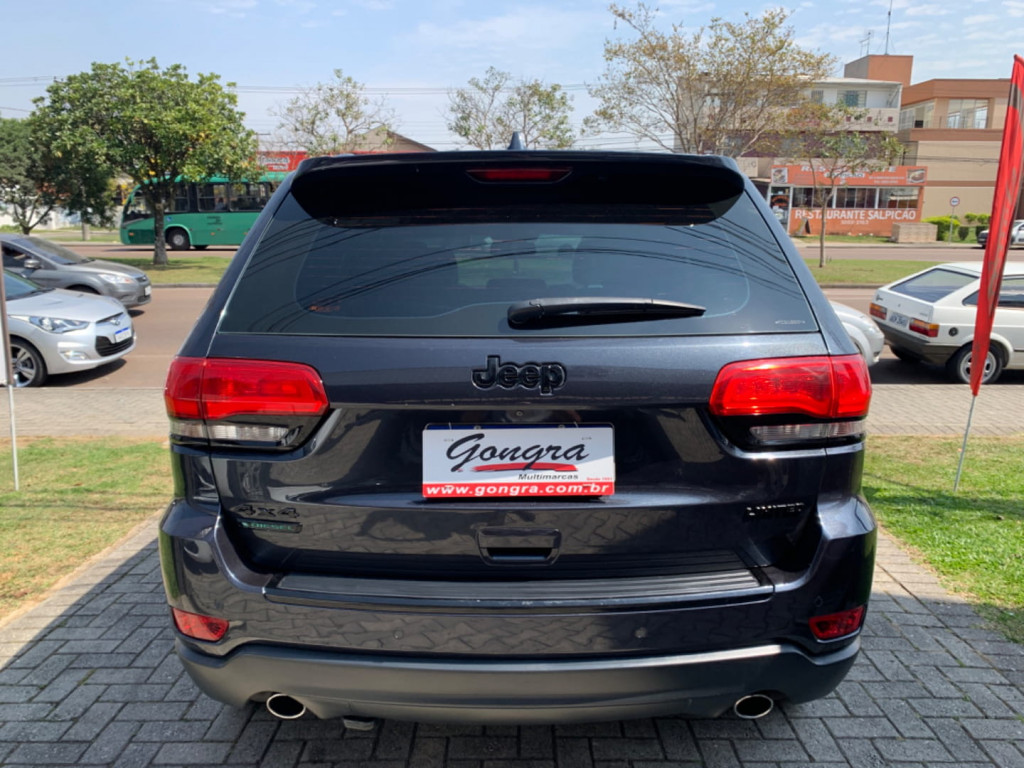 Imagem do veículo Jeep Gcherokee Ltd3 6l
