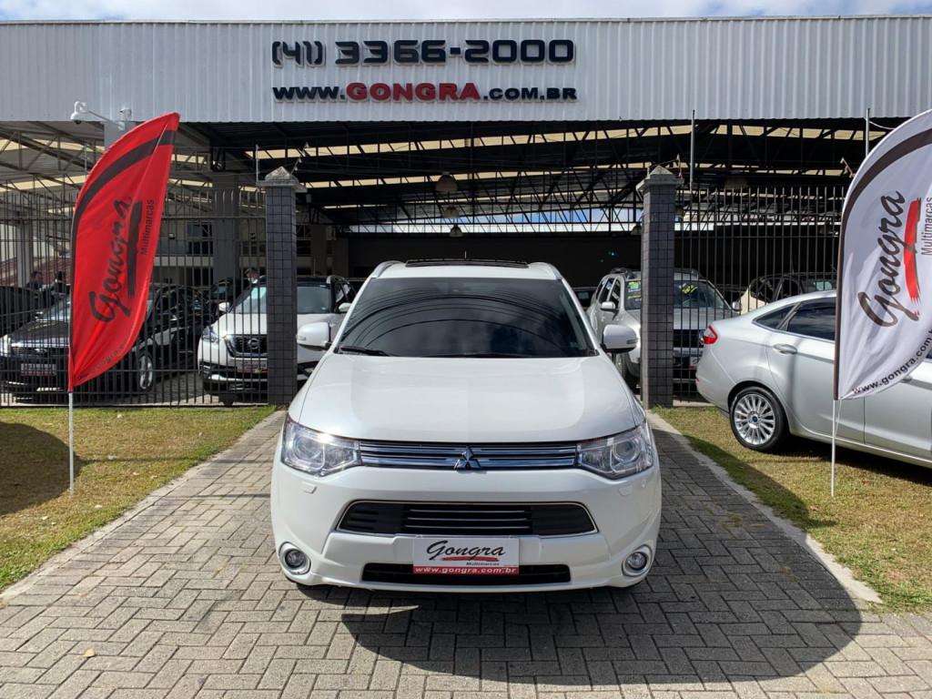 Mitsubishi Outlander Phev Hybrid 2.0 16v 4x4 Aut