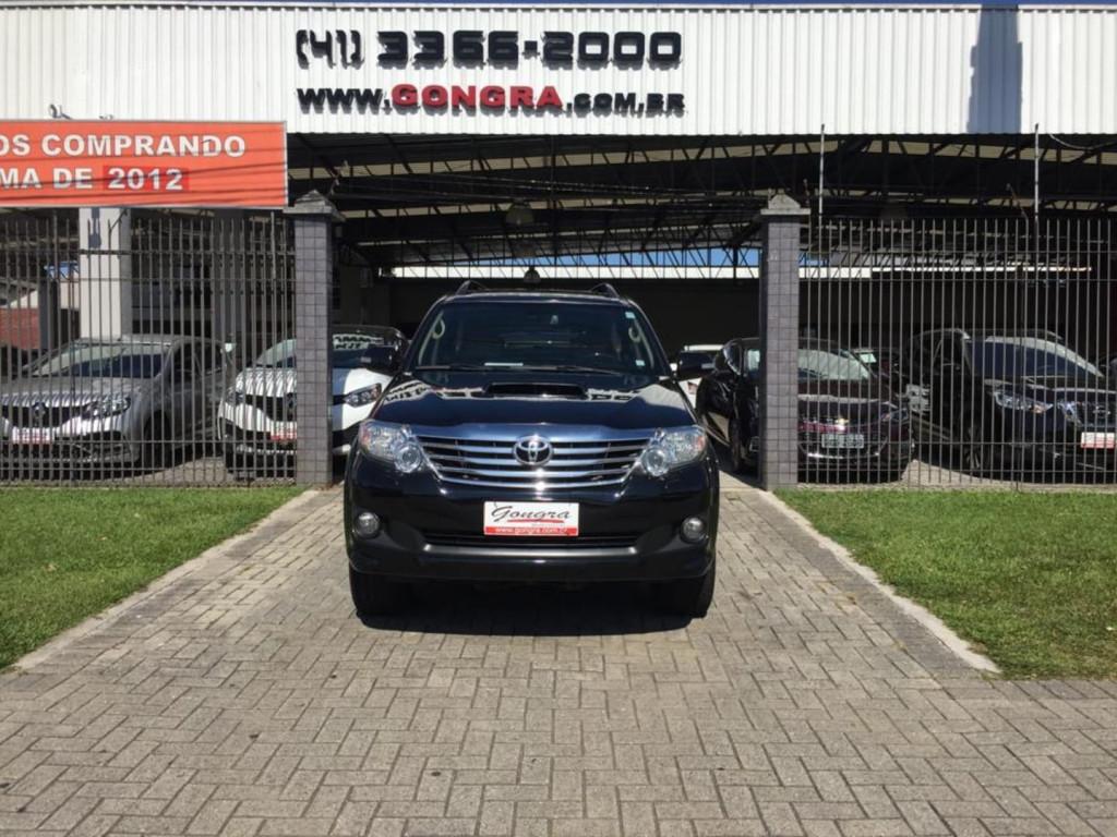 Toyota Hilux Sw4 Srv 4x4 3.0 Automatico