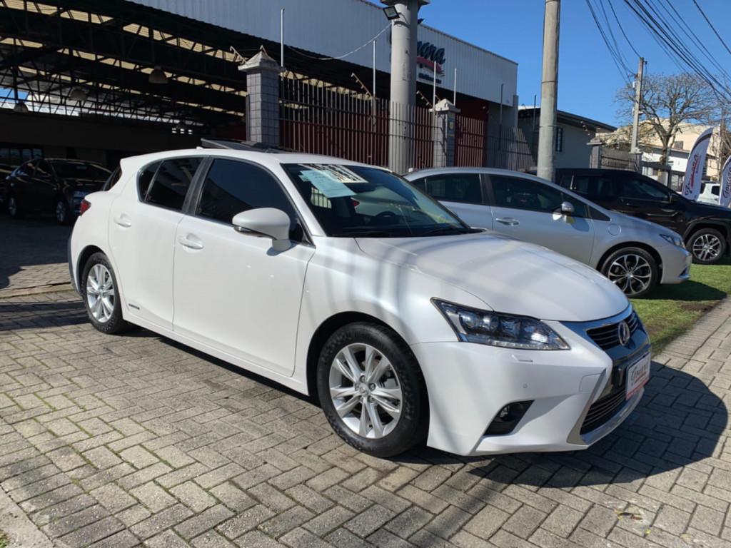 Lexus Ct200h 1.8 16v Hibrid Aut