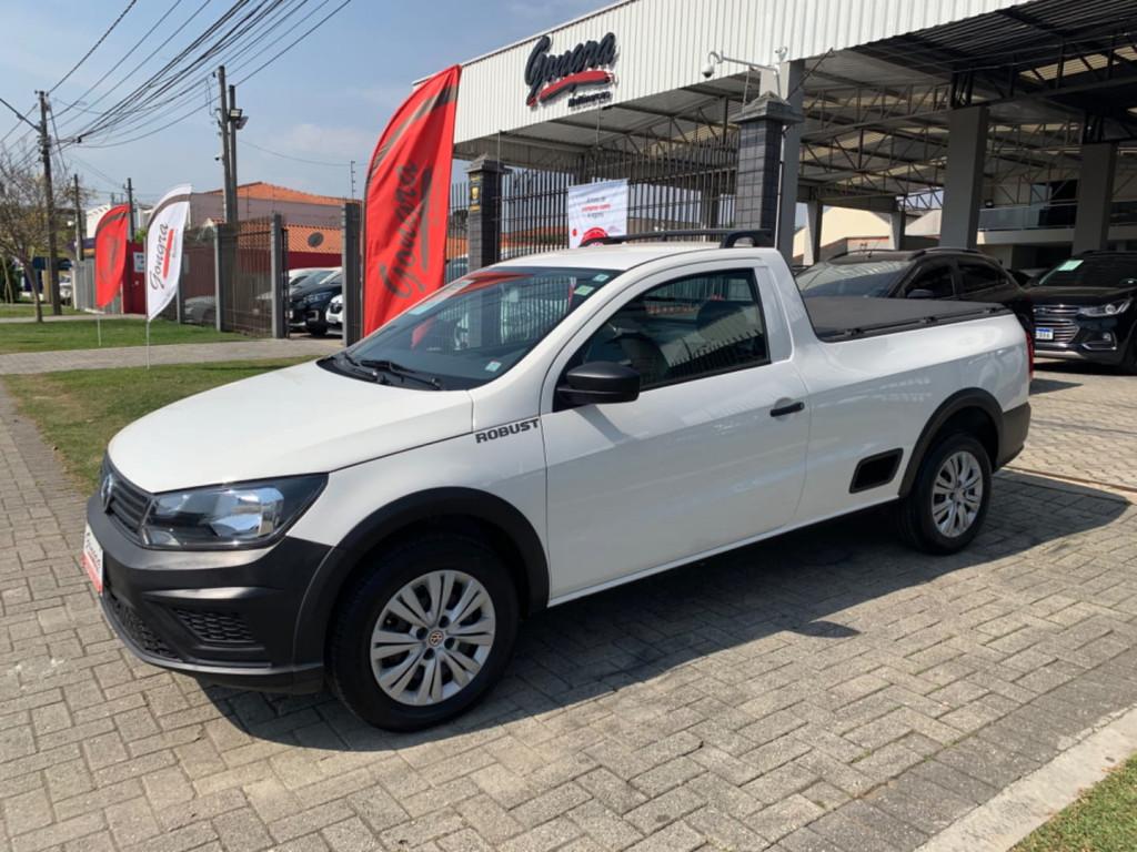 Imagem do veículo Volkswagen Saveiro Robust 1.6 Total Flex 8v