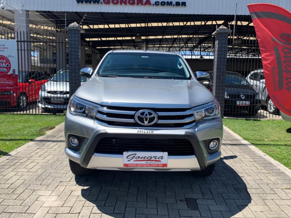 Toyota Hilux 2.8 Srx 4x4 2.8 Tdi 16v Diesel Aut