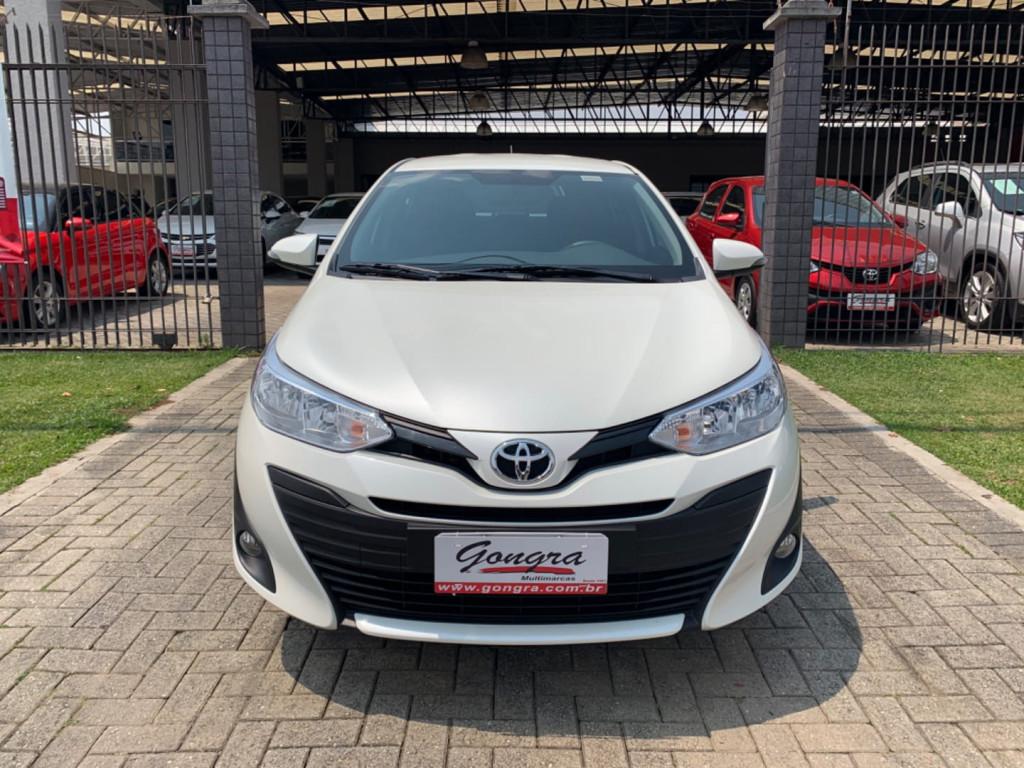 Toyota Yaris Sedan 1.5 Xl