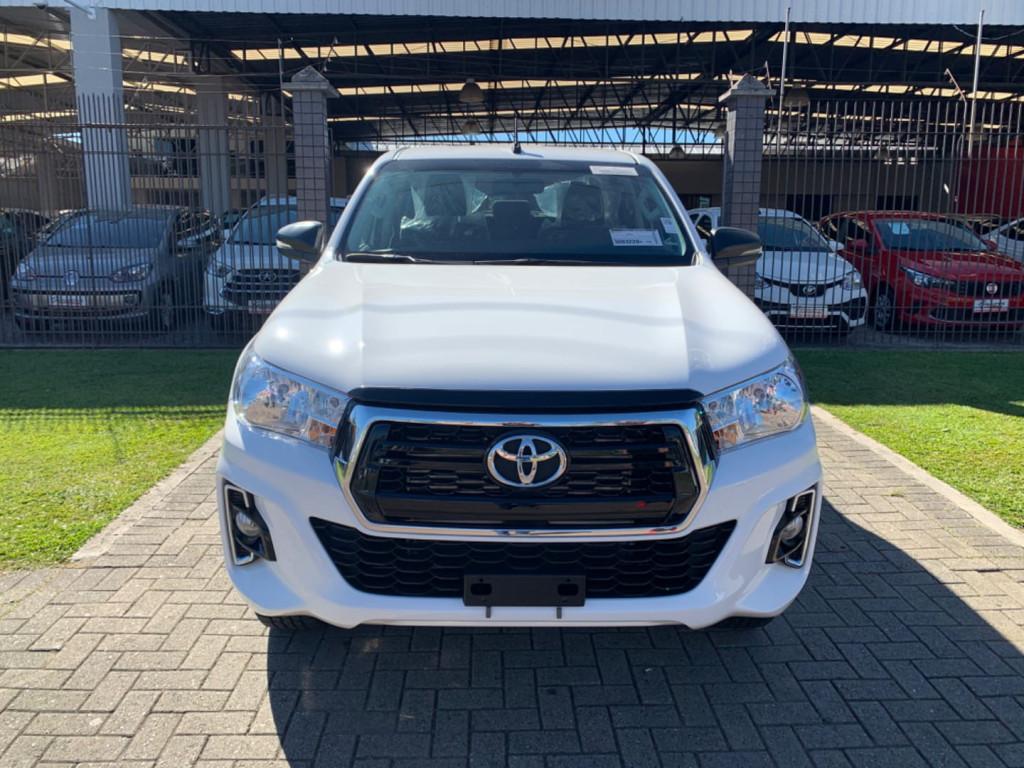 Imagem do veículo Toyota Hilux Sr 4x4