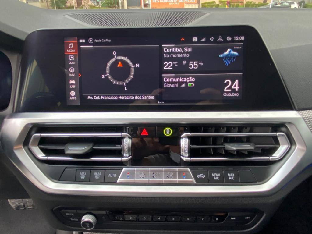 Imagem do veículo Bmw 320i 2.0 16v Turbo M Sport
