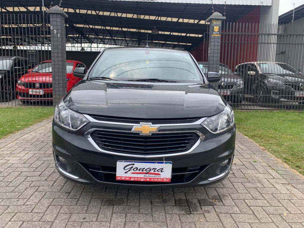 Chevrolet Cobalt 1.8 Ltz 8v Econoflex 4p Aut