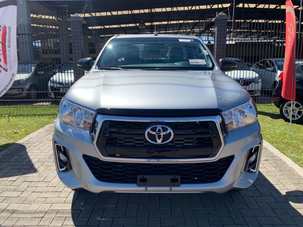 Imagem do veículo Toyota Hilux 2.8 Sr 4x4 Cd 16v Diesel 4p Aut