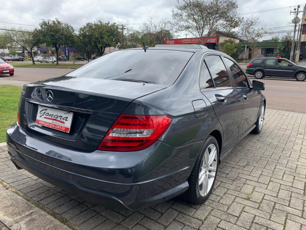 Imagem do veículo Mercedesbenz C 180