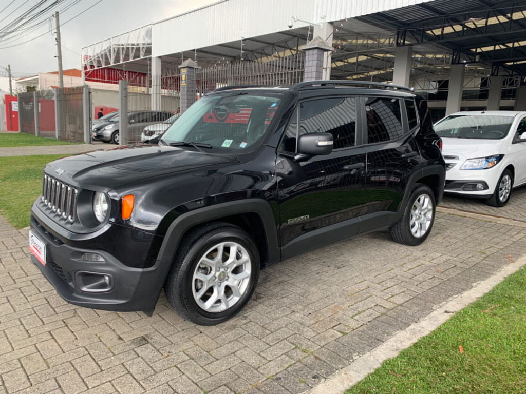 Imagem do veículo Jeep Renegade Sport 1.8 Flex Manual