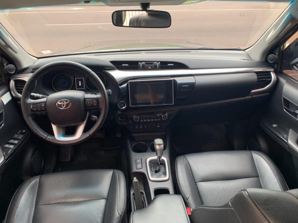 Imagem do veículo Toyota Hilux 2.8 Srx 4x4 2.8 Tdi 16v Diesel Aut