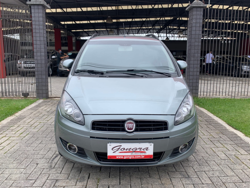 Fiat Idea Attractive 1.4 8v Flex Mec.