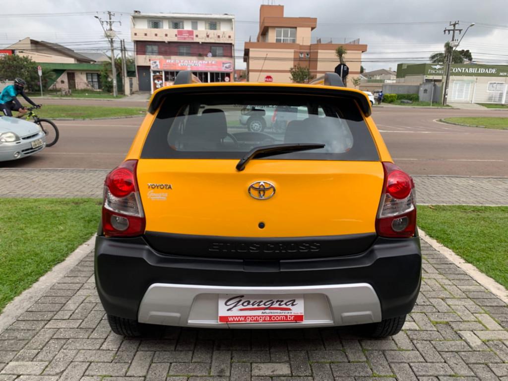 Imagem do veículo Toyota Etios 1.5 Cross Flex 16v 5p Mecanico