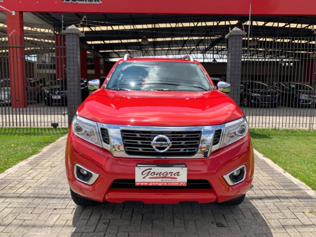 Nissan Frontier Le 25 X4
