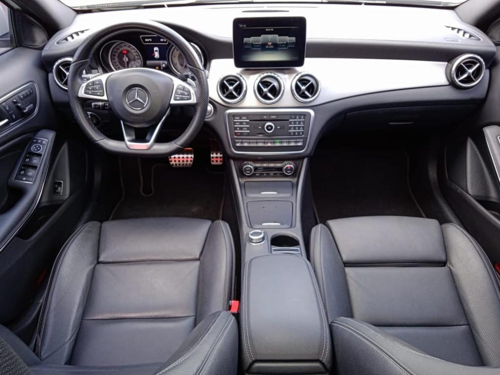 Imagem do veículo Mercedesbenz Gla 250 2.0 16v Turbo Gasolina Sport 4p 4matic Automatico