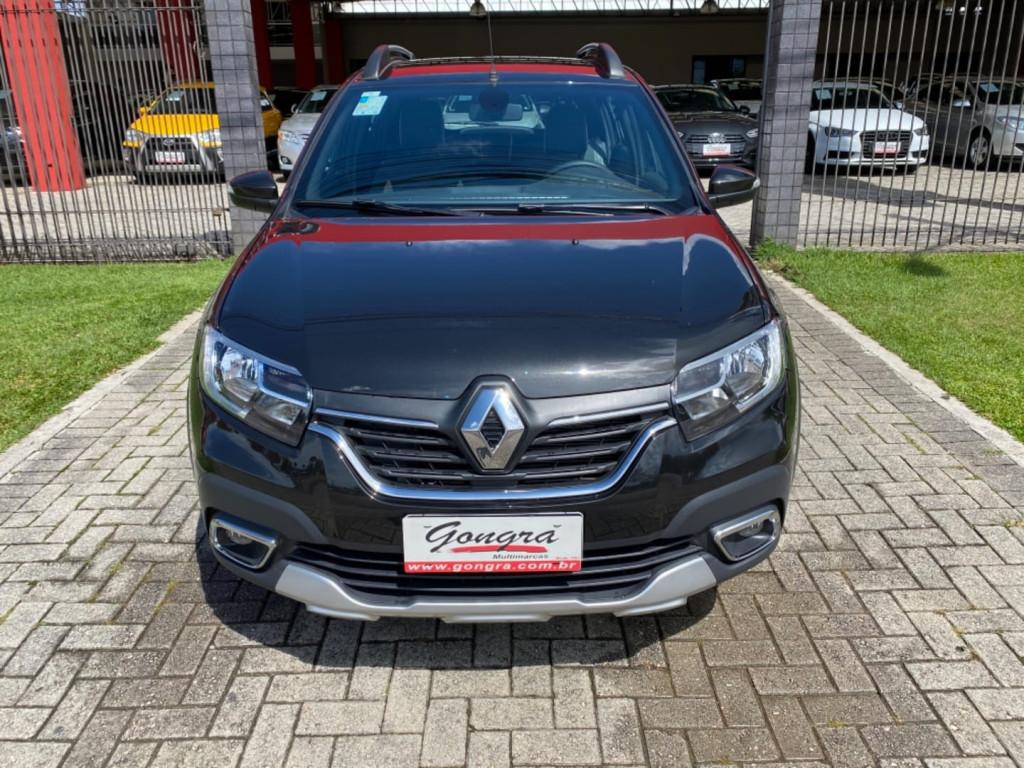 Renault Sandero Sic 16 Cvt