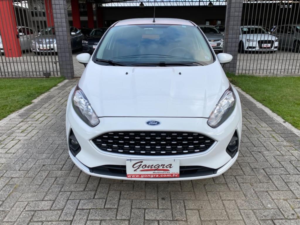 Imagem do veículo Ford Fiesta 1.6 8v Flex