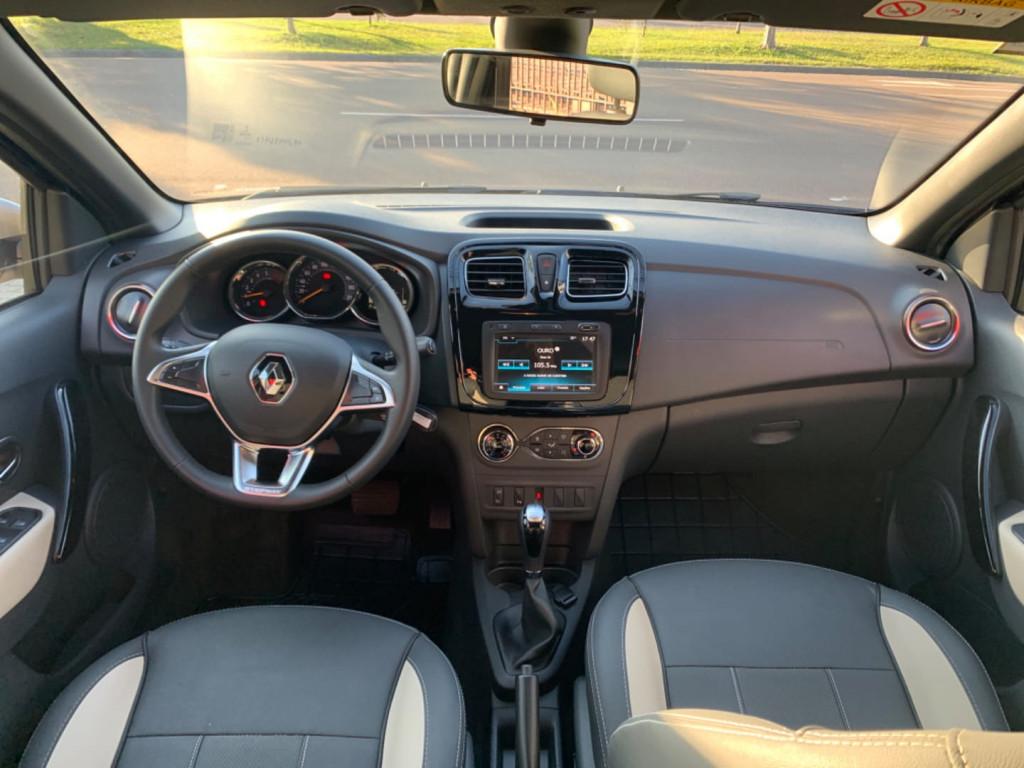 Imagem do veículo Renault Sandero Sic 16 Cvt