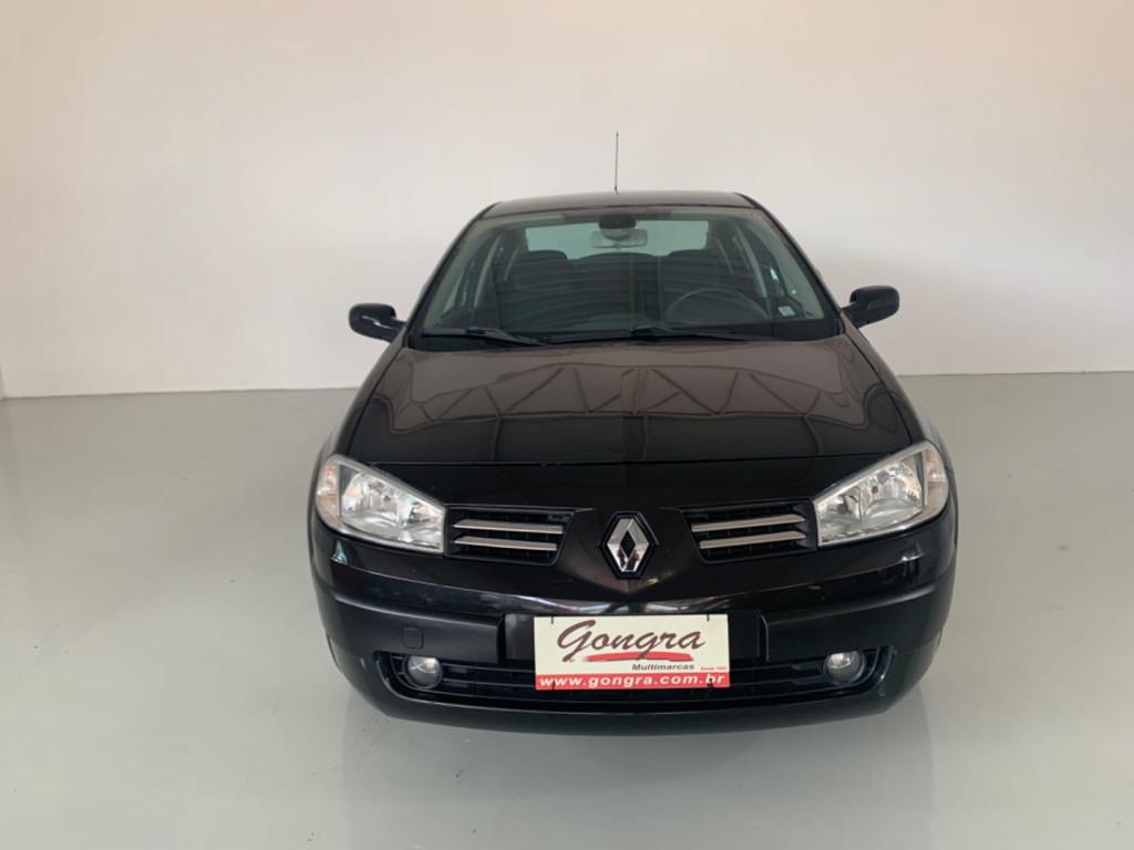 Renault Megane Sedan Dynamique 1.6 16vhiflex 4p