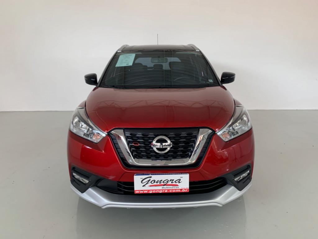 Nissan Kicks Sv Limited 1.6 16v Flex 5p Aut