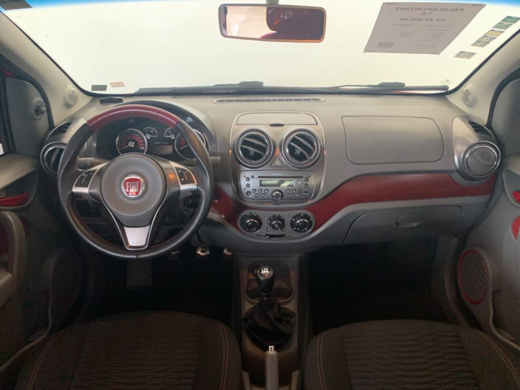 Imagem do veículo Fiat Palio Sporting 1.6