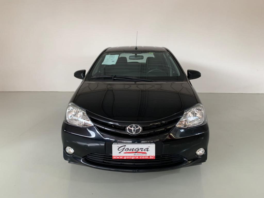 Toyota Etios 1.3 Flex 16v 5p.mec