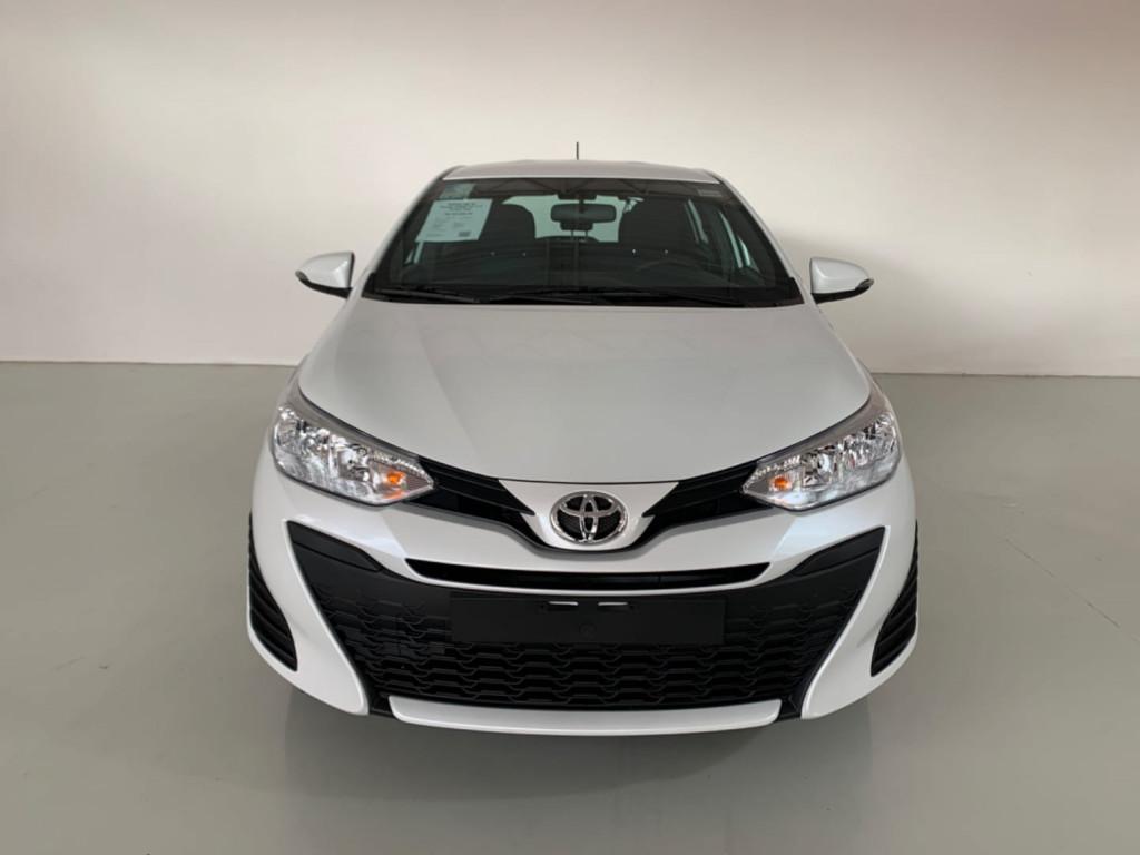 Toyota Yaris Hb Xl Plus Conf At 1.5 Flex 16v