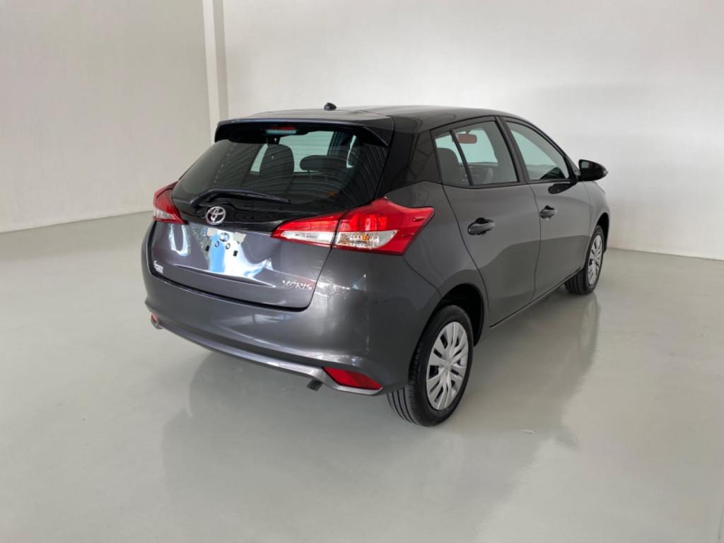 Imagem do veículo Toyota Yaris 1.3 16v Flex Xl Live Multidrive