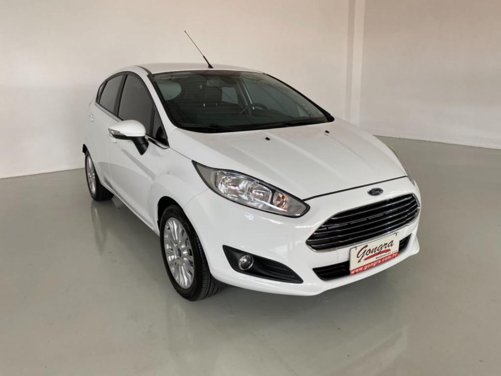 Imagem do veículo Ford New Fiesta 1.0 Ecoboost Titanium Plus 12v Gasolina 4p Powershift