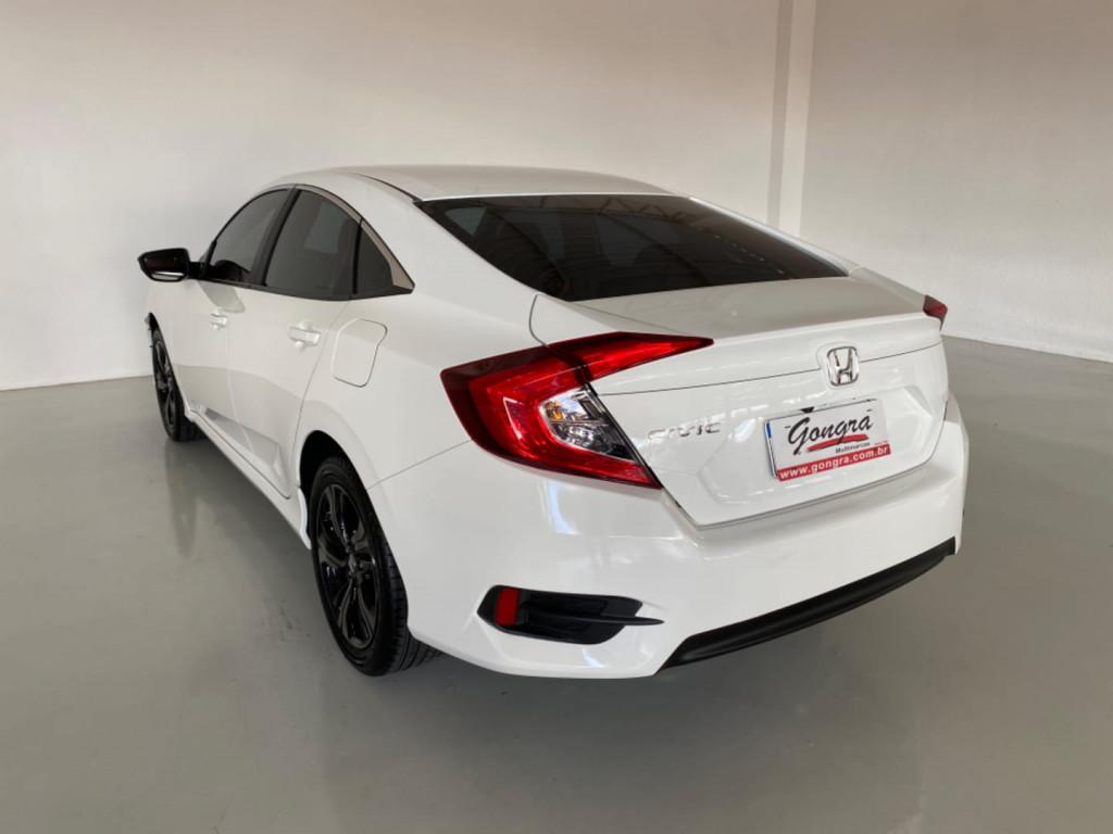 Imagem do veículo Honda Civic 2.0 16v Flexone Sport 4p Manual