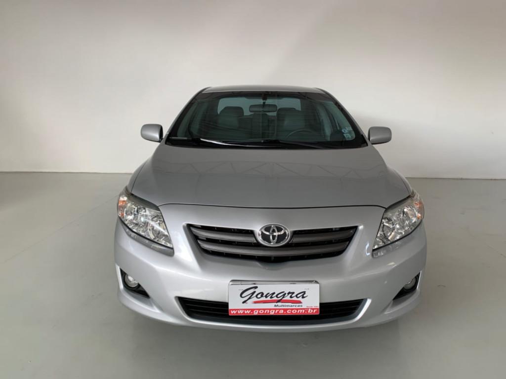 Imagem do veículo Toyota Corolla 1.8 Gli Upper 16v Flex 4p Automatico