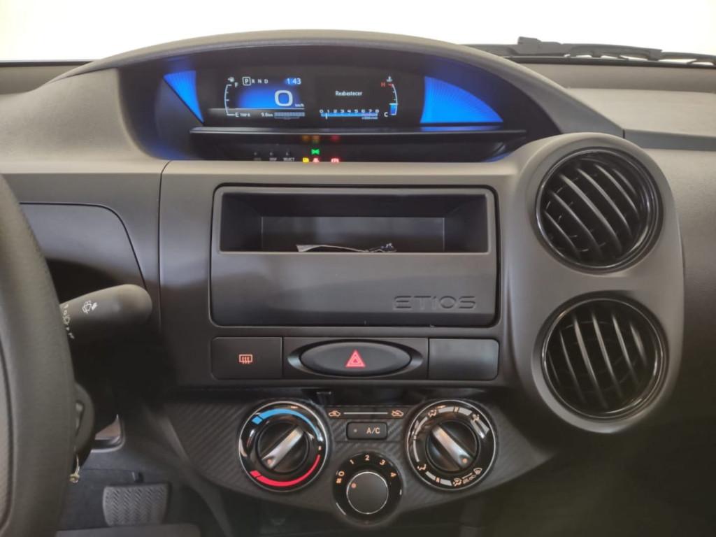 Imagem do veículo Toyota Etios 1.5 X Sedan 16v
