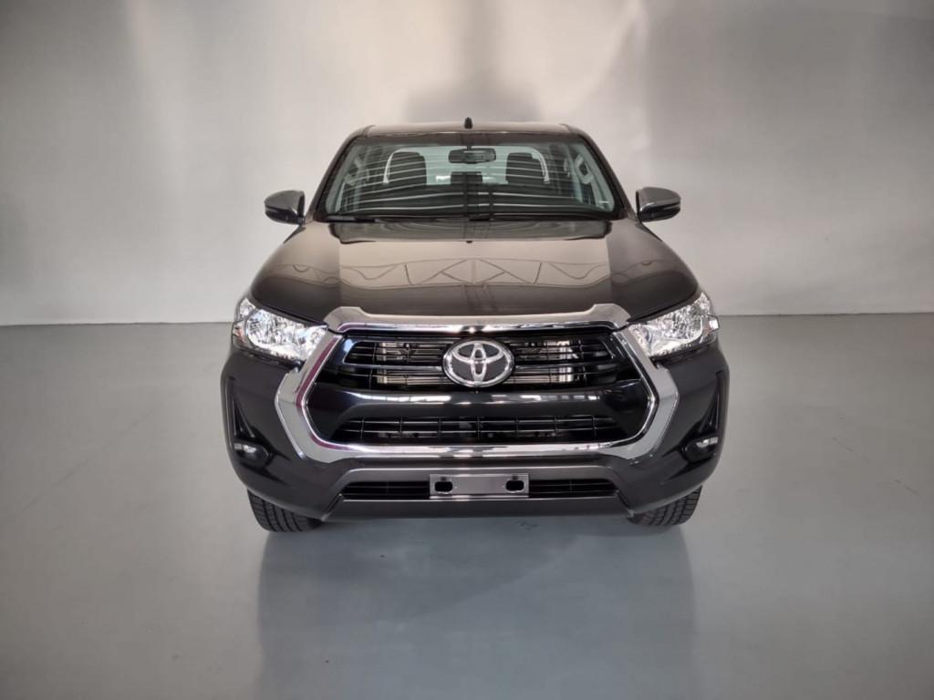 Imagem do veículo Toyota Hilux Cd 4x2 Srv 2.7 16v