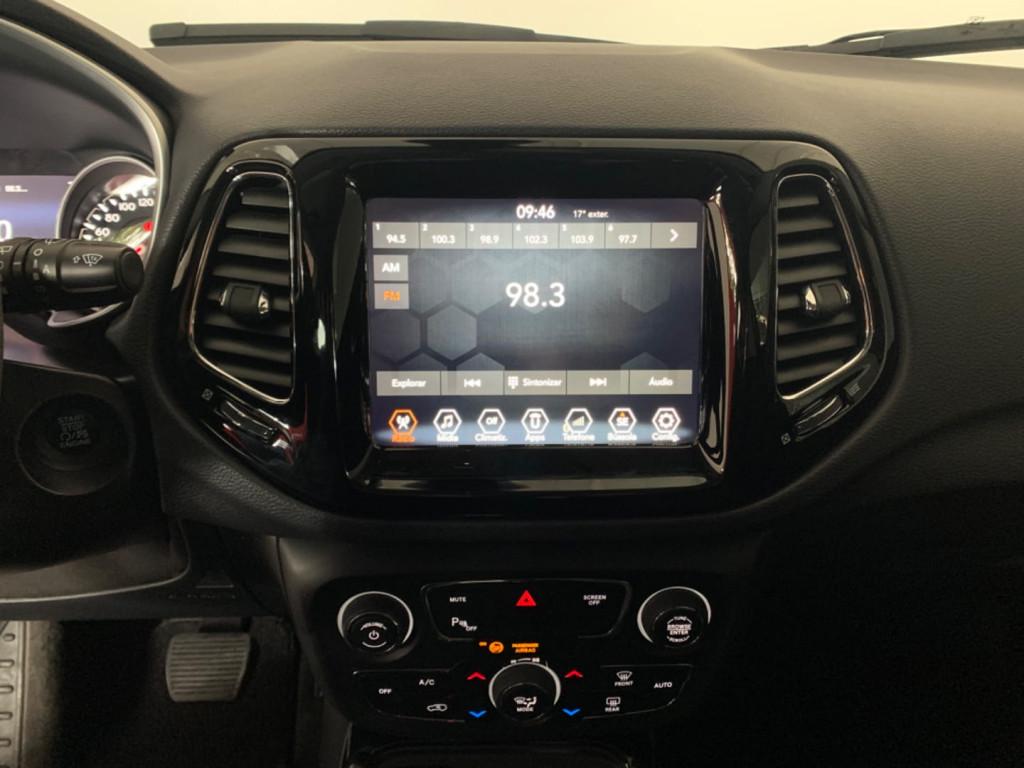 Imagem do veículo Jeep Compass Limited 2.0 4x2 Flex 16v Aut 2018
