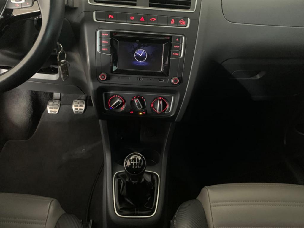 Imagem do veículo Volkswagen Crossfox 1.6 16v