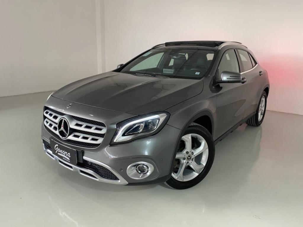 Imagem do veículo Mercedesbenz Gla 200 1.6 Cgi Enduro 16v Turbo